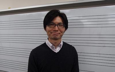 国立音楽院教務主任進藤さん